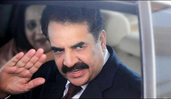 Government Issued The Noc To Raheel Shareef