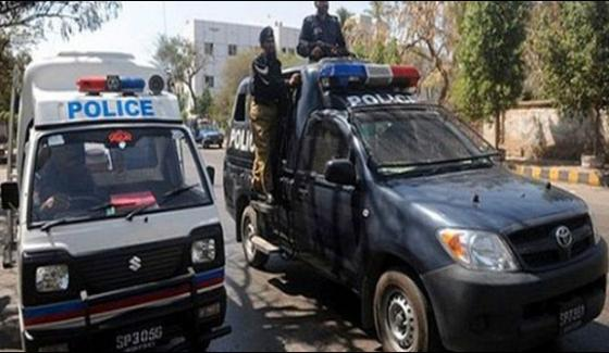 Karachi Robbery In Money Exchangesecurity Comany Owner Arrest