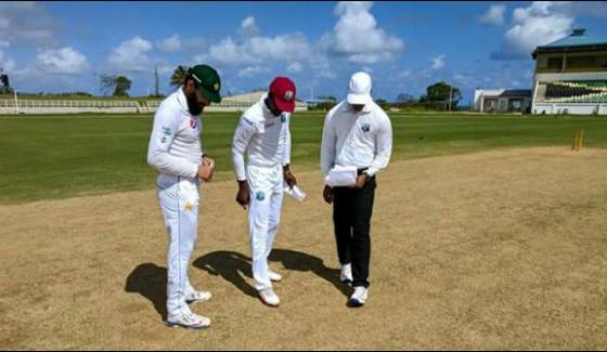 First Testpakistan Won The Toss And Will Bowl