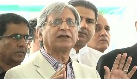 Judge On Right Decision Shall Long Rememberaitzaz Ahsan