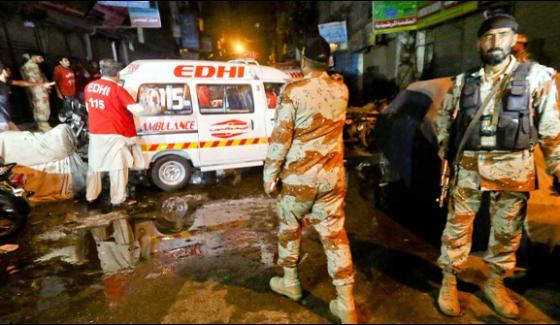 Killed Terrorists In Karachi Belong Jindullah