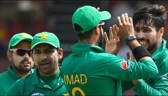 Names Finalised For Pakistans Champions Trophy Squad