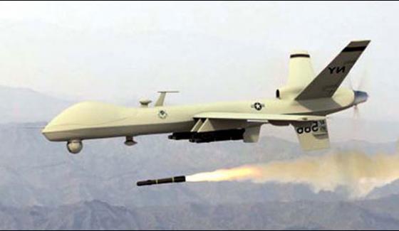 7 Terrorist Killed In North Waziristan Drone Attack