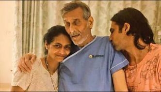 Senior Indian Actor Vinod Khanna Died