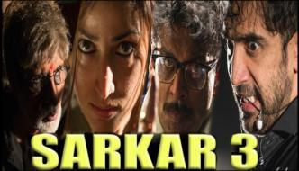 Sarkar 3 Official Trailer