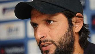 Shahid Afridi Declines Offer For Farewell Match