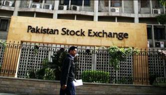 Pakistans Stock End Of The Day On 49300 Points