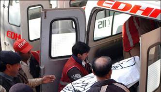 Karachi Software Engineer Shot Man To Dead
