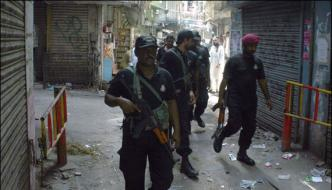 Karachi Police Arrested 7 In Raids Conducted In Different Areas
