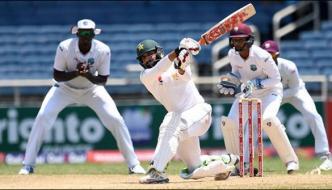 Pakistan Team Training Before Second Test