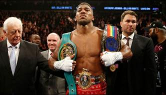 London British Boxer Won World Heavy Weight Title