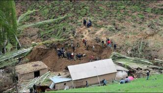 24 People Died In A Landslide In Kirghistan