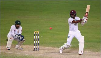 West Indies Won The Toss And Elected To Bat First Against Pakistan In Bridgetown Barbados