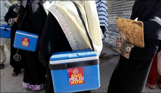 6 Day Polio Campaign In Karachi To Start From 23rd May