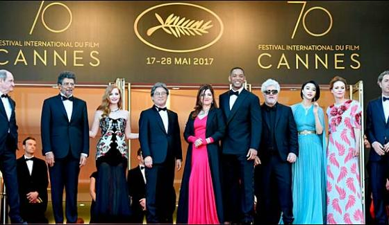 70th Cannes Film Festival Was Set Up In France