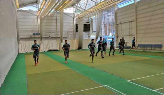 Pakistan Cricket Team Starts Preparations For Icc Champions Trophy In Birmingham