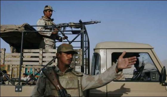 Fc Operation In Dera Bugti 2 Militants Killed 6 Arrested