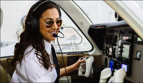 Us Afghan Pilot Starts Mission To Circle Around The World