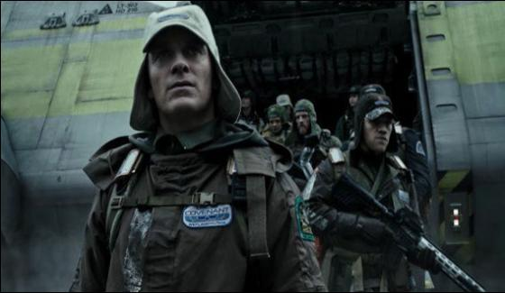 Movie Alien Covenant To Be Released Today