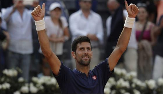 Djokovic And Venus Enters Italian Open Quarters
