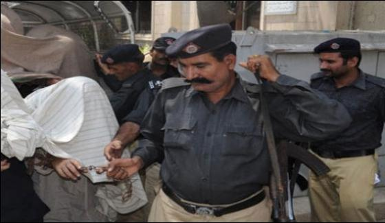 Bhakkar Search Operation 4 Wanted Criminals Arrested 33 Detained