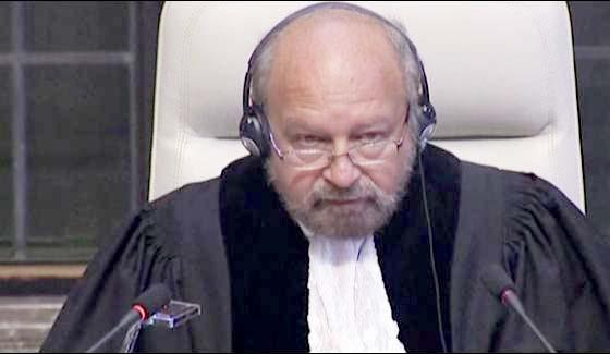 Icj Judgement On Kulbhushan Yadav
