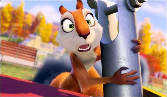 New Nut Job 2 Nutty By Nature Trailer Debuts