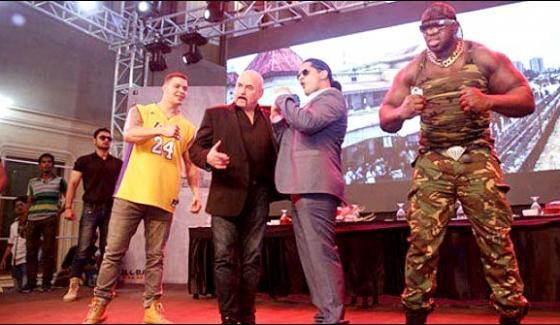 Islamabadinternational Wrestling Competitions