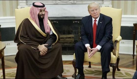 Trump Trip To Saudi Arabia Being Discussed Us Official