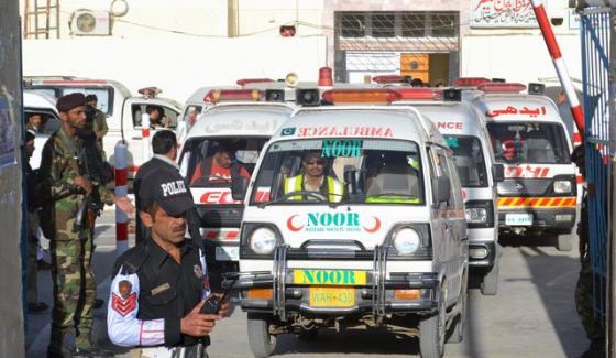 Three Gunned Down By Unidentified Assailants In Turbat