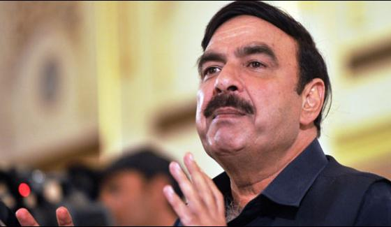 Sharifs Political Days Were Over Sheikh Rashid