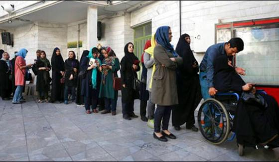 Iran 12th Presidential Election Polling Extended For 4 Hours
