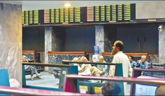 Pakistan On Stock 100 Index 50742