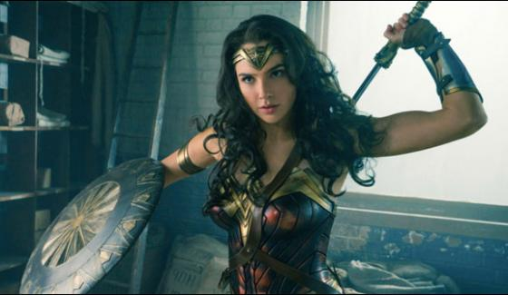 Fantasy Film Wonder Woman Clips Released