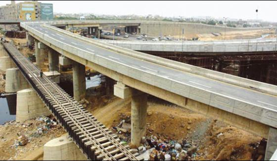 Lyari Expressway To Complete In August Chairman Nha