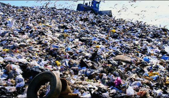 Garbage Lifter Company Involved In Spreading Garbage In Karachi