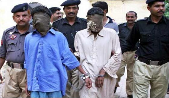 Rangers And Police Combined Operations In Karachi Arrested 9 Criminals With 25 Detained