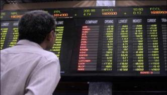 Pakistan Stock Exchange 100 Index Closes At 51373 With A Gain Of 631 Points