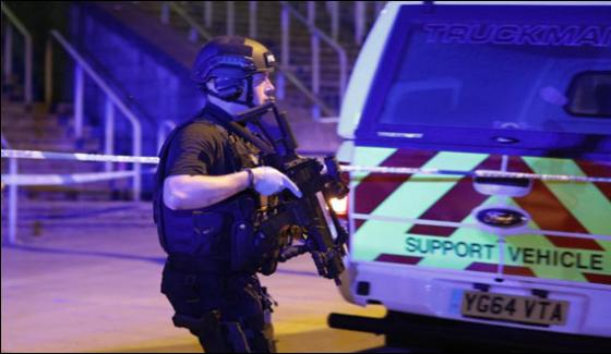 Manchester Arena Blast Kills 19 Over 50 Injured