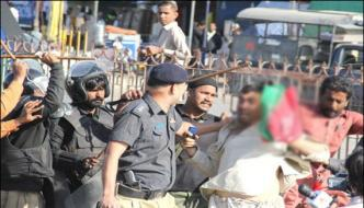 Psp And Ppp Workers Clash In Karachi With 11 Injured