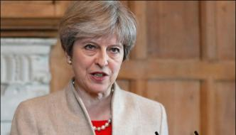 Manchester Tragedy Is A Horrific And Deplorable Terrorist Incident Theresa May
