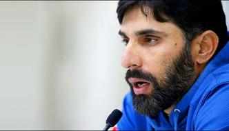 Pressure From India Will Be Favorites In The Champions Trophy Misbah