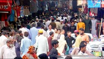 Pakistan Population 19 Core 91 Lakh
