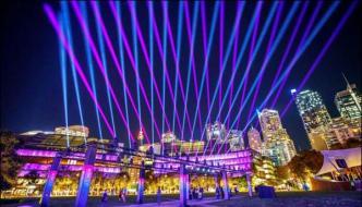 Sydneys Light Festival