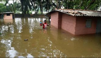 91 Killed 110 Missing In Sri Lankan Floods Mudslides