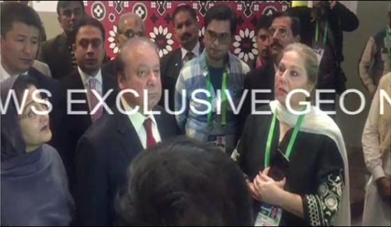 Prime Minister Visit Pakistani Stall In Astana Expo Center