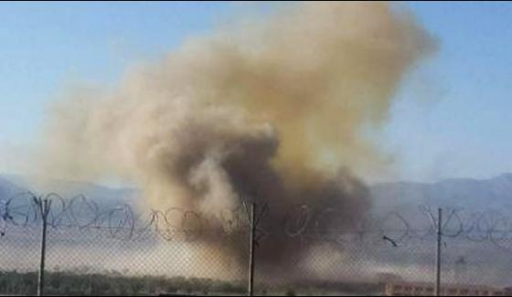 Suicide Attack On Police Headquarter In Afghnaistan