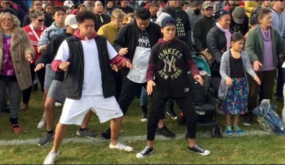 Record Dance Of 7 Thousand Persons At A Time In New Zealand