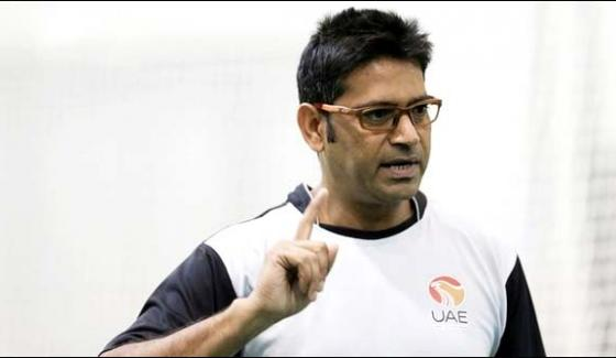 Players Should Control On Emotions Aqib Javed