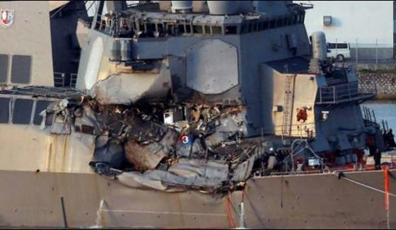 Us Ship Accident Bodies Of Missing Soldiers Recovered